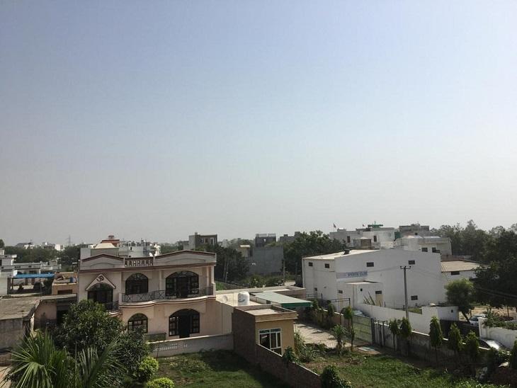 दिन निकलते ही आसमान से बरसी आग, 3 डिग्री बढ़ा अधिकतम तापमान, 1 जुलाई से करवट लेगा मौसम पानीपत,Panipat - Dainik Bhaskar