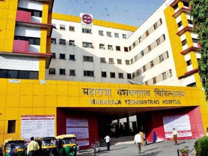 210 एनएचएम स्टाफ को निकाला, सिर्फ 20 स्टाफ नर्सेस की अस्थाई नियुक्ति को मिली मंजूरी|इंदौर,Indore - Dainik Bhaskar
