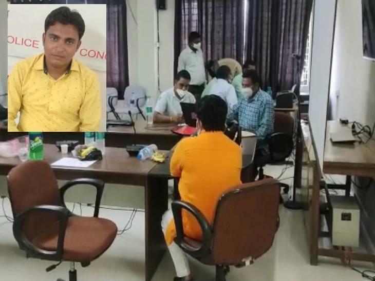 रीवा जिला वक्फ कमेटी के अध्यक्ष 1 लाख की रिश्वत लेते ट्रैप, पीड़ित से छोटी दरगाह के अध्यक्ष पद से हटाने के नाम पर मांगे थे 5 लाख रुपए|रीवा,Rewa - Dainik Bhaskar