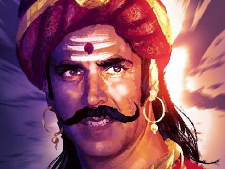 अक्षय कुमार ने 21 जून को 'रक्षाबंधन' की शूटिंग शुरू की, तो 23 जून को 'पृथ्वीराज' का बोल्ट ऑन ट्रैक शेड्यूल किया पूरा|बॉलीवुड,Bollywood - Dainik Bhaskar