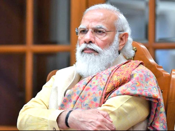 जम्मू-कश्मीर पर PM मोदी की हाईलेवल मीटिंग:रक्षा मंत्री, गृह मंत्री और NSA डोभाल शामिल हुए, रक्षा चुनौतियों और सेना को मजबूत करने पर चर्चा