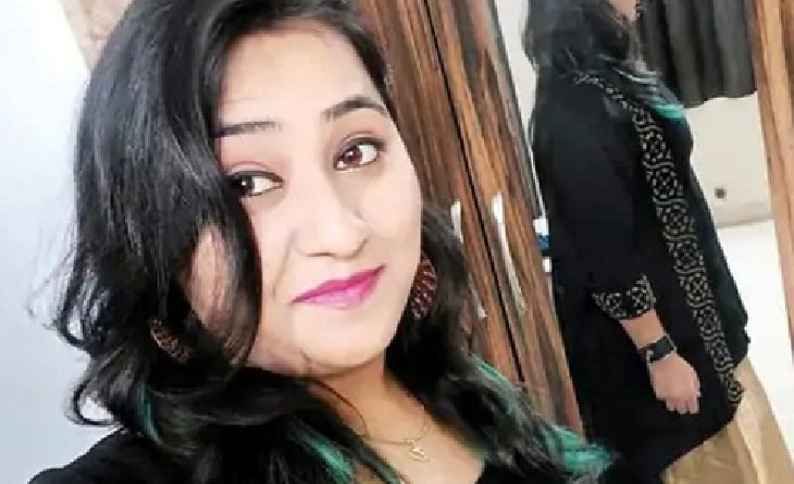 नेपानगर की तत्कालीन SDM विशा माधवानी। - Dainik Bhaskar