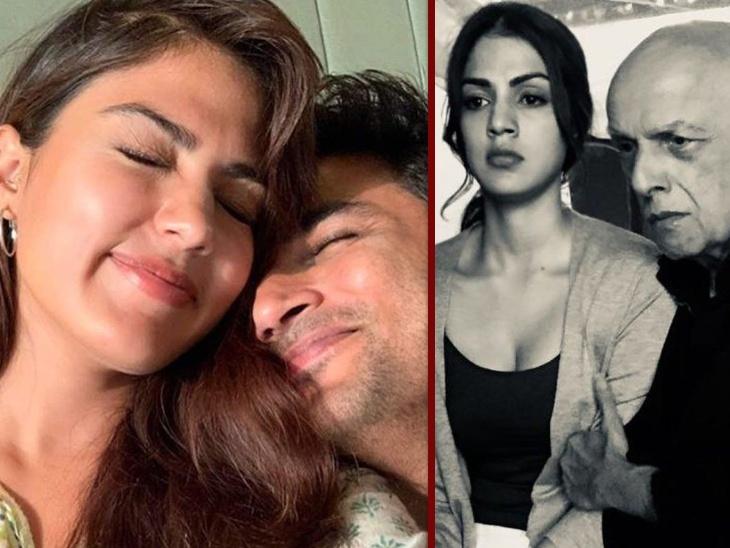 वीडियो जॉकी से एक्ट्रेस बन गईं थी रिया चक्रवर्ती, फिल्मों से ज्याद महेश भट्ट और सुशांत से रिश्ते को लेकर रहीं चर्चा में बॉलीवुड,Bollywood - Dainik Bhaskar