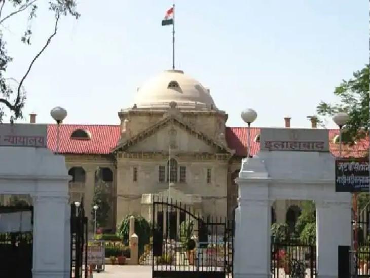 लाल टीशर्ट में आ गए बहस करने, इलाहाबाद हाईकोर्ट ने कहा- वर्चुअल सुनवाई को हल्के में न लें वकील प्रयागराज (इलाहाबाद),Prayagraj (Allahabad) - Dainik Bhaskar