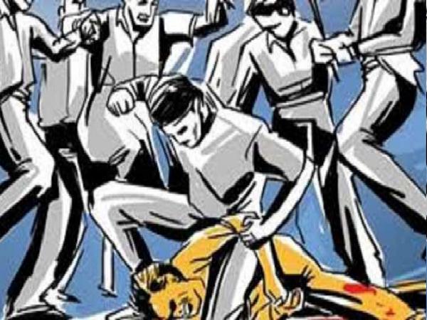 खन्ना पुलिस ने शिवसेना नेता गौतम शर्मा और उसके साथी जगपाल सिंह उर्फ जोगी पर मारपीट कर अवैध वसूली का मामला दर्ज किया लुधियाना,Ludhiana - Dainik Bhaskar