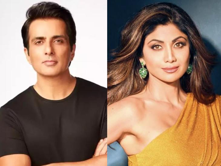 सोनू सूद, शिल्पा शेट्टी और रवीना टंडन समेत इन सेलेब्स ने डॉक्टरों को किया सैल्यूट, असली सुपरहीरो बताया|बॉलीवुड,Bollywood - Dainik Bhaskar
