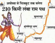 योगी के निर्देश पर 88 तरह के पौधों की प्रजातियों को किया जा रहा है तैयार,अयोध्या से चित्रकूट तक लगाए जाएंगे लखनऊ,Lucknow - Dainik Bhaskar