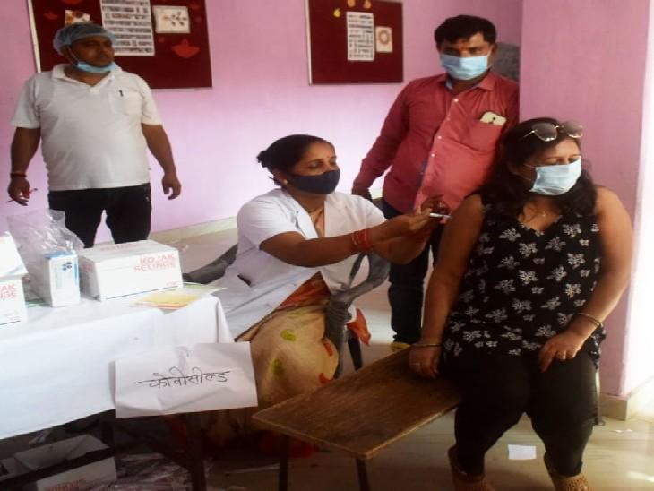 वैक्सीन की कमी ने थामी प्रयागराज में टीकाकरण अभियान की रफ्तार, क्लस्टर प्लान सस्पेंड प्रयागराज (इलाहाबाद),Prayagraj (Allahabad) - Dainik Bhaskar