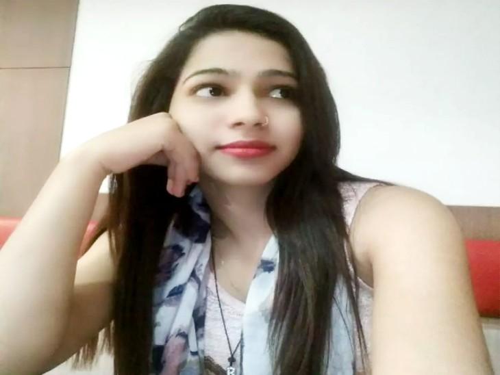 पिता ने दो लोगों पर लगाया बेटी की हत्या का आरोप, बोले- शादी का वादा करके शोषण किया, फिर कर दी हत्या|झांसी,Jhansi - Dainik Bhaskar