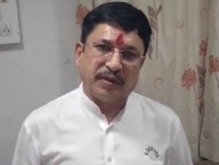 मैहर विधायक नारायण त्रिपाठी ने कहा- बिजली समस्या और महंगाई रैगांव उपचुनाव में भाजपा को पड़ सकती है भारी|रीवा,Rewa - Dainik Bhaskar