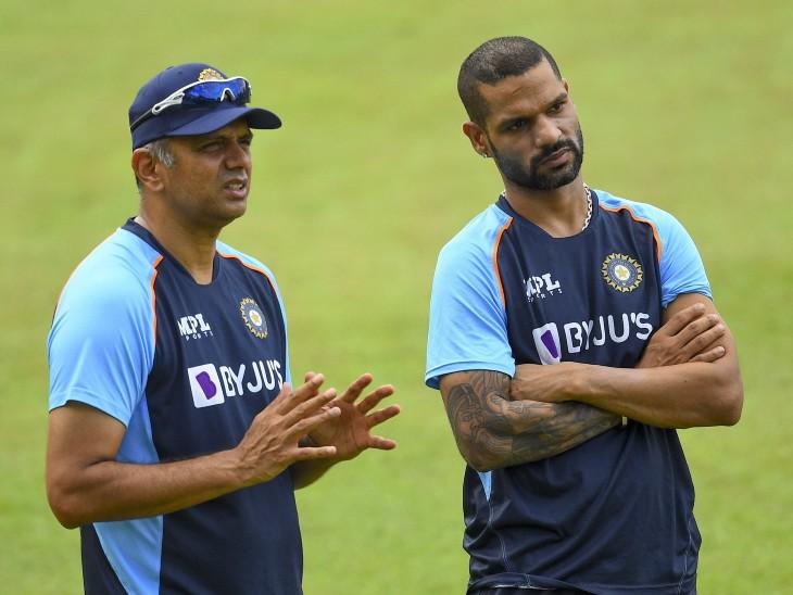 भारतीय खिलाड़ी 18 दिन क्वारैंटाइन के बाद मस्ती करते दिखे, कोच द्रविड़ बोले- अब खुले में घूमने का मजा ले रहे हैं|क्रिकेट,Cricket - Dainik Bhaskar