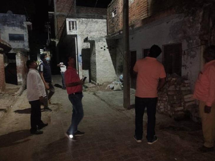 तड़के 4 बजे दरवाजे पीटने लगी 30 सदस्यीय टीम, लोग नींद से जागे और कटिया हटाने दौड़े; 35 पकड़े गए|लखनऊ,Lucknow - Dainik Bhaskar