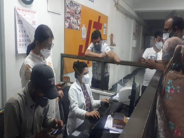 207 सेंटर्स पर लगाई गई को-वैक्सीन की दूसरी डोज, शहर में शतप्रतिशत तो ग्रामीण क्षेत्रों में दूसरा डोज लगवाने कम लोग पहुंचे|जबलपुर,Jabalpur - Dainik Bhaskar