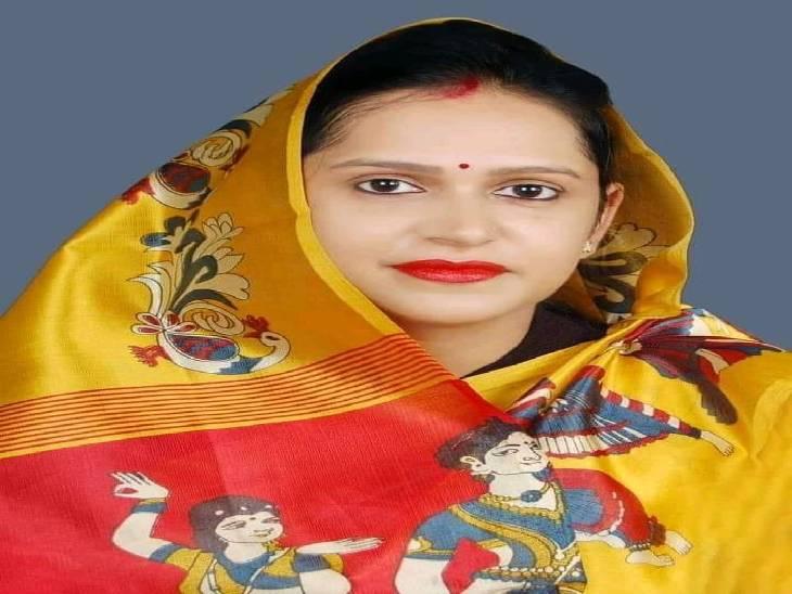 34 वोटों से सपा प्रत्याशी को हराया, दूसरी बार परिवार के सदस्य को मिला जिला पंचायत अध्यक्ष का पद|लखनऊ,Lucknow - Dainik Bhaskar