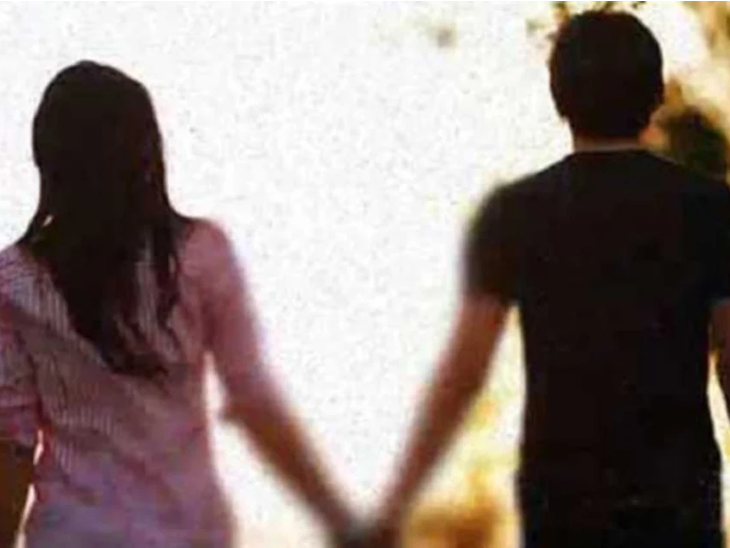 शादी से 12 दिन पहले प्रेमी-प्रेमिका ने रेलवे स्टेशन पर मुलाकात की, दो घंटे तक बात करने के बाद गले मिले और ट्रेन के आगे कूद गए|लखनऊ,Lucknow - Dainik Bhaskar