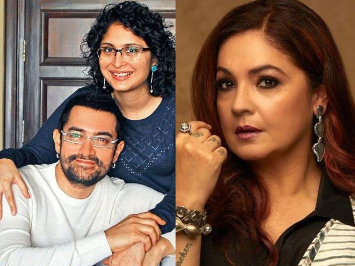 पूजा भट्ट ने आमिर-किरण के तलाक की खबर के बाद दिया बयान, बोलीं- रिश्ते कागज पर नहीं बनते हैं, वे किसी एक के दिल पर लिखे जाते हैं|बॉलीवुड,Bollywood - Dainik Bhaskar