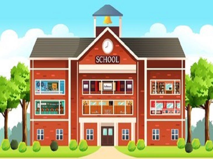 सरकार की अनुमति नहीं फिर भी खोल रखा था स्कूल, पढ़ा रहे थे बच्चे, केस दर्ज|फरीदाबाद,Faridabad - Dainik Bhaskar