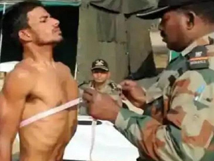 मुजफ्फरपुर में 25 जुलाई को होगा आर्मी एंट्रेस एग्जाम, 12 जुलाई से मिलेगा एडमिट कार्ड; कोरोना टेस्ट जरूरी|मुजफ्फरपुर,Muzaffarpur - Dainik Bhaskar