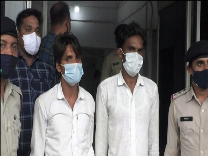 राजस्थान और मध्य प्रदेश से दो गिरफ्तार, पुलिस इनके कारनामों से थी परेशान, अब तक 5 लाख से अधिक की रकम उड़ा चुके थे|भिलाई,Bhilai - Dainik Bhaskar
