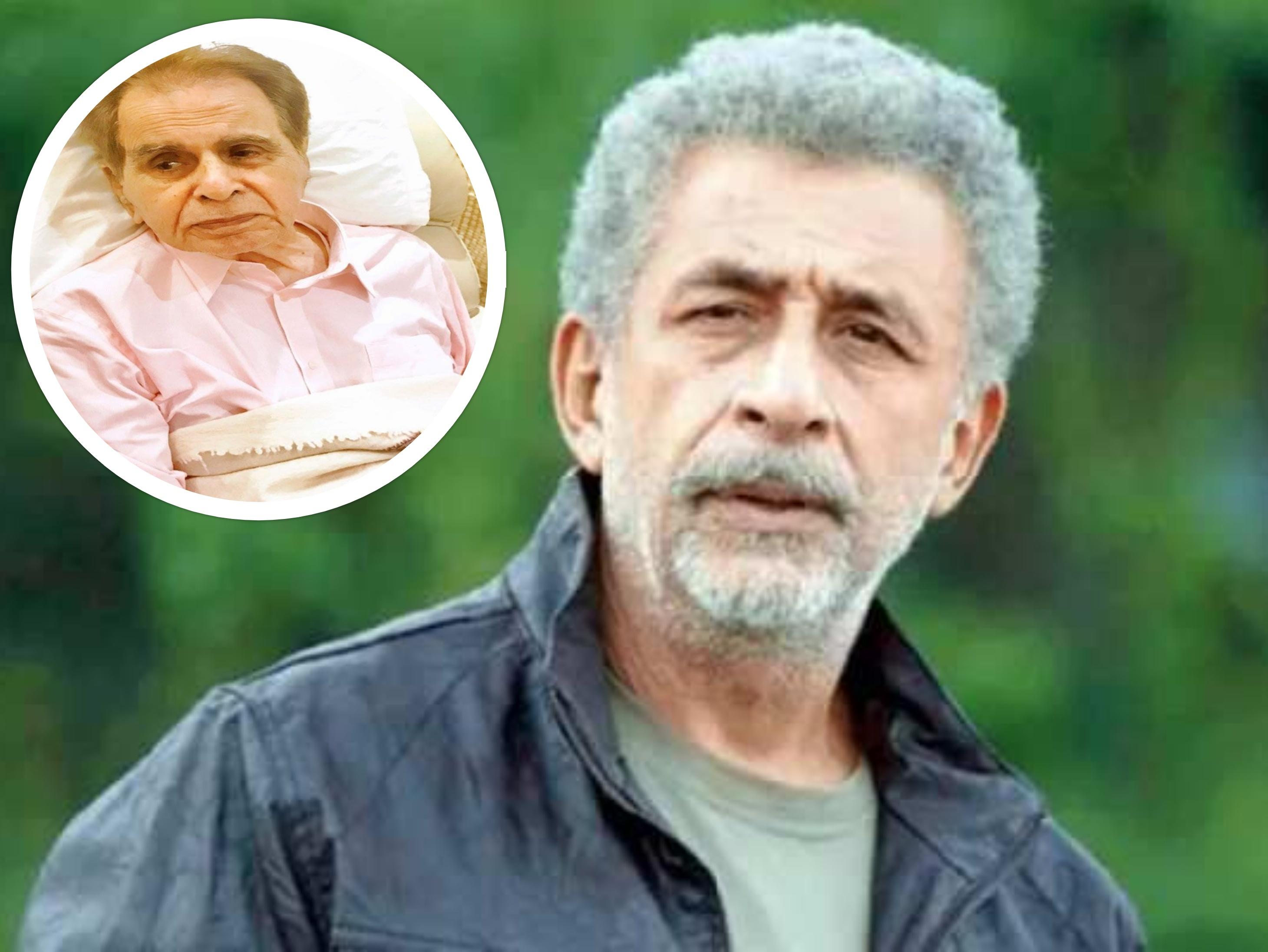 दिलीप कुमार को आज लाया जाएगा ICU से बाहर, नसीरुद्दीन शाह भी हो सकते हैं डिस्चार्ज बॉलीवुड,Bollywood - Dainik Bhaskar