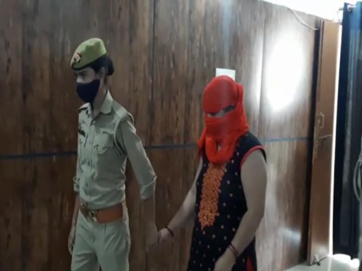 पीएफ घोटाले में पत्नी के बैंक एकाउंट में जमा कराए थे 85 लाख रुपए, घोटाले की रकम से खरीदा लखनऊ में प्लाट लखनऊ,Lucknow - Dainik Bhaskar