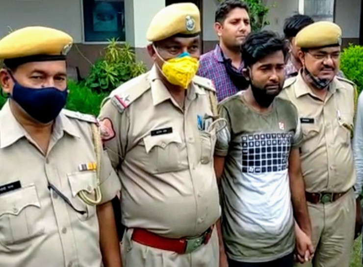 पति को छोड़ चुकी प्रेमिका के साथ पांच साल से लिव इन रिलेशन में रह रहा था, नशे में कहासुनी हुई तो गला घोंटकर मार डाला जयपुर,Jaipur - Dainik Bhaskar