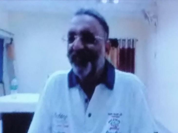 दाढ़ी-बाल सफेद होने से बुड्ढा लगने लगा जेल में बंद बाहुबली, जज से बोला-हर कैदी को TV की सुविधा, मुझे क्यों नहीं|लखनऊ,Lucknow - Dainik Bhaskar
