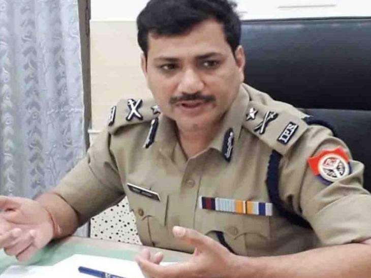 विकास दुबे फेसबुक पेज पर असलहा और पांच लाख रुपए इनाम देने की घोषणा, पुलिस ने एक युवक को हिरासत में लिया|कानपुर,Kanpur - Dainik Bhaskar