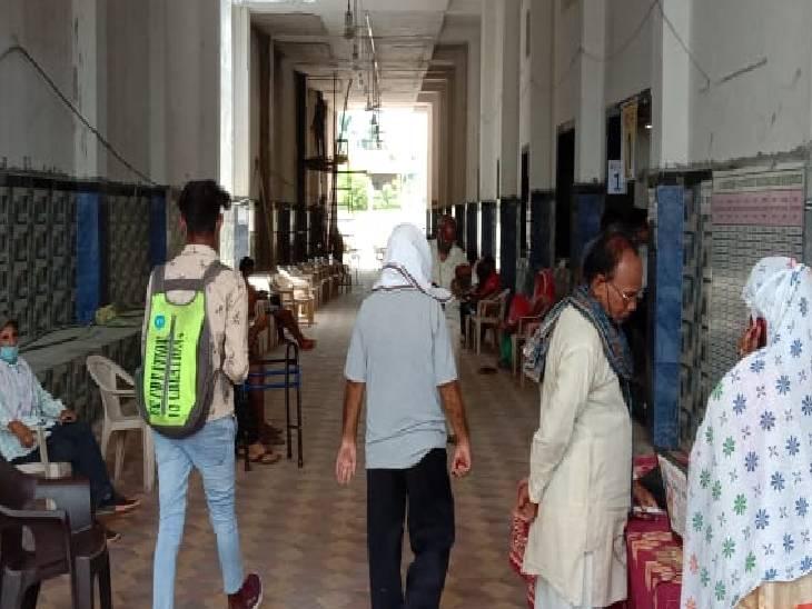 रीवा जिले में 9747 व्यक्तियों को लगी कोविशील्ड की दूसरी डोज, 12 बजे के बाद आधे लोग बिना वैक्सीनेशन के ही लौटे|रीवा,Rewa - Dainik Bhaskar