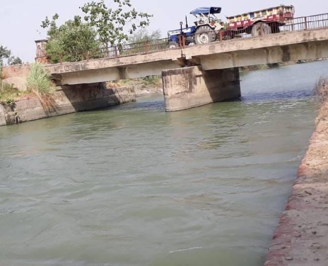 एक महीने बाद नहर में पानी आने से शुरू हुए वाटर ट्रीटमेंट प्लांट, अब दोनों टाइम मिलेगा भरपूर पानी|कानपुर,Kanpur - Dainik Bhaskar
