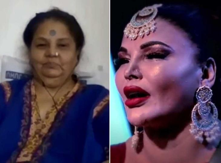 राखी सावंत ने कहा, मीका सिंह के साथ जब विवाद हुआ था तो मां ने कहा था, 'काश तुम पैदा होते ही मर जातीं तो अच्छा होता' टीवी,TV - Dainik Bhaskar