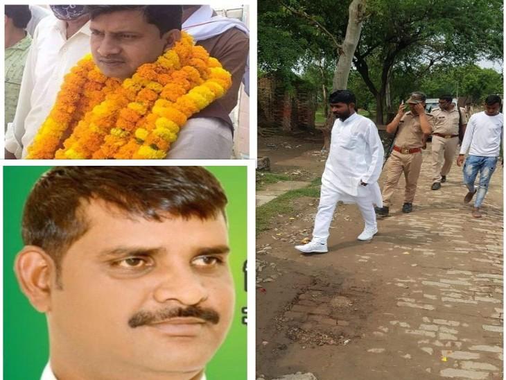सुलतानपुर में AIMIM ने अपने 3 जिला पंचायत सदस्य को दिखाया बाहर का रास्ता, भाजपा प्रत्याशी को जिला पंचायत अध्यक्ष बनवाने पर पार्टी से निकाला|सुलतानपुर,Sultanpur - Dainik Bhaskar