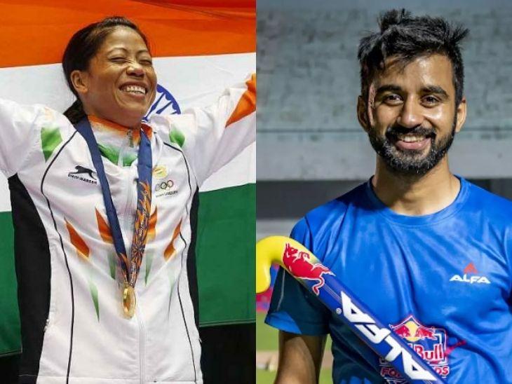 ओलिंपिक के लिए भारतीय ध्वजवाहकों की घोषणा, क्लोजिंग सेरेमनी में बजरंग पूनिया को दी गई जिम्मेदारी|स्पोर्ट्स,Sports - Dainik Bhaskar