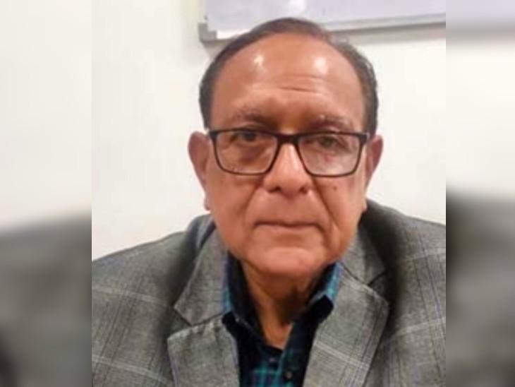 UP की राज्यपाल ने आगरा आंबेडकर विवि के VC हटाया, लखनऊ विवि के वीसी को मिला एडिशनल चार्ज|आगरा,Agra - Dainik Bhaskar