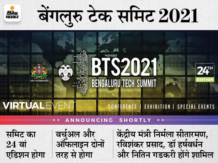17 से 19 नवंबर तक होगी समिट, इसके लिए मोदी ने कमला हैरिस को भेजा इनविटेशन; इसी इवेंट से लिया गया आरोग्य सेतु ऐप का आइडिया टेक & ऑटो,Tech & Auto - Dainik Bhaskar