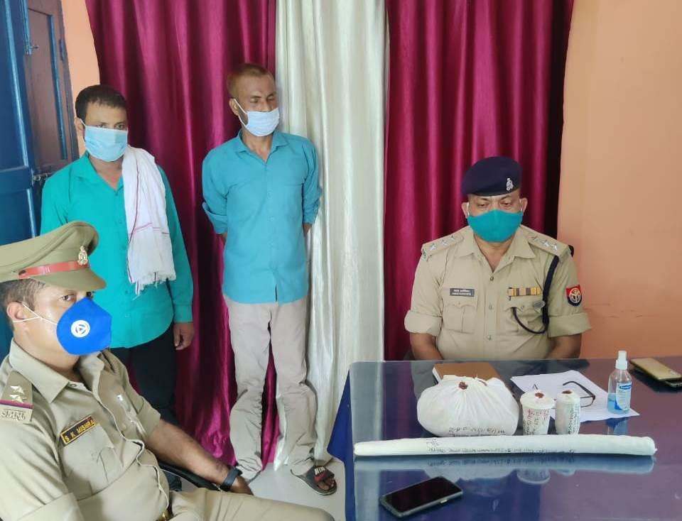 भाई ने दोस्त के साथ मिलकर कर दी हत्या, घर में छिपाए रखा पांच दिन तक शव|गोरखपुर,Gorakhpur - Dainik Bhaskar