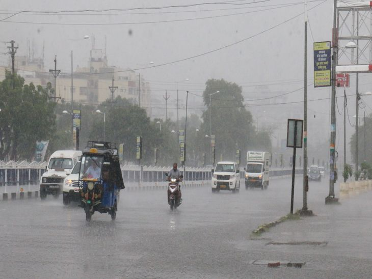 एक्सपर्ट ने कहा- पूर्वी मध्यप्रदेश से फिर शुरू होगा बारिश का दौर, 10-11 जुलाई तक पूरे प्रदेश में फैल जाएगा|इंदौर,Indore - Dainik Bhaskar