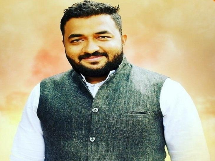 प्रदेश युवा कांग्रेस सचिव अमित जैन ने 11 लाख रुपए वापस नहीं करने का लगाया आरोप; कभी गहरे दोस्त हुआ करते थे दोनों|भिलाई,Bhilai - Dainik Bhaskar
