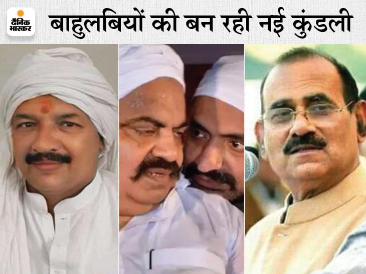 सलाखों के पीछे बाहुबली अतीक, दिलीप और विजय मिश्रा, फिर भी गैंग ले रहा विस्तार; 39 अपराधियों पर होगा एक्शन|प्रयागराज,Prayagraj - Dainik Bhaskar