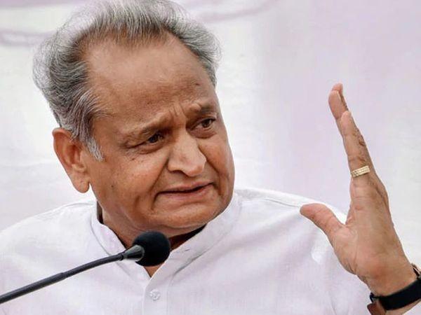 गहलोत बोले- चुनाव पास आते ही सीबीआई एक्शन में, BJP एजेंडा पूरा करने के लिए केंद्रीय एजेंसियों का कर रही दुरुपयोग|जयपुर,Jaipur - Dainik Bhaskar