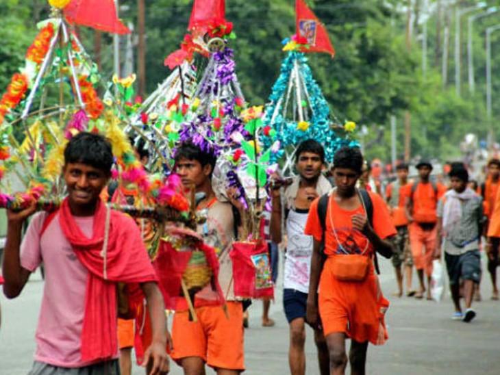 CM योगी ने किया ऐलान, पड़ोसी राज्यों से बातचीत करके गाइडलाइन बनाने को कहा; उत्तराखंड सरकार लगा चुकी है रोक लखनऊ,Lucknow - Dainik Bhaskar