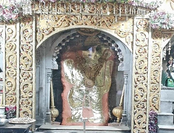 कोरोना है तो क्या हुआ? घर बैठे करिए चमत्कारी मेहंदीपुर बालाजी मंदिर के लाइव दर्शन दौसा,Dausa - Dainik Bhaskar