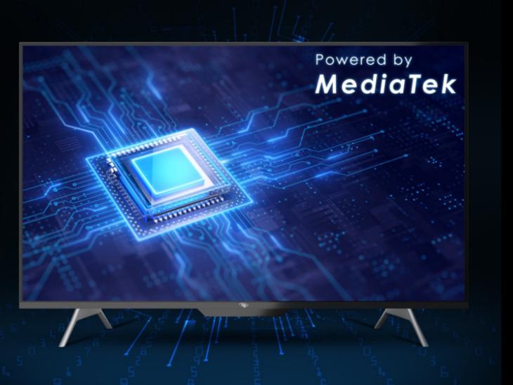 मीडियाटेक प्रोसेसर के साथ 8 जुलाई को लॉन्च हो सकता है टीवी, दमदार साउंड के लिए 24 वॉट स्पीकर मिलेंगे टेक & ऑटो,Tech & Auto - Dainik Bhaskar