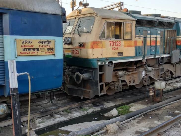 रात 10:20 बजे से अंबाला कैंट से इस ट्रेन का शुरूआत होगी।