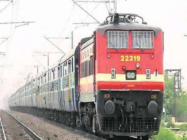 तकनीक से यात्री ट्रेन होगी सुरक्षित, रफ्तार भी बढ़ेगी। - Dainik Bhaskar