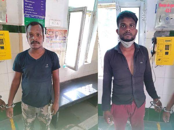 हत्या के दो आरोपी राजा व रवि को पहले ही पुलिस गिरफ्तार कर चुकी है।