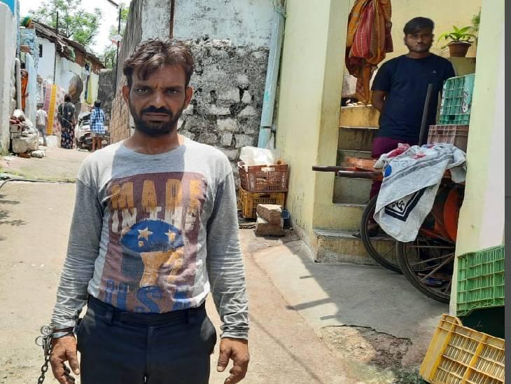 नागपुर टोल प्लाजा से दबोचा गया, चार दिन से डेरा जमाए बैठी थी जबलपुर की पुलिस, दो आरोपी पहले ही हो चुके हैं गिरफ्तार|जबलपुर,Jabalpur - Dainik Bhaskar