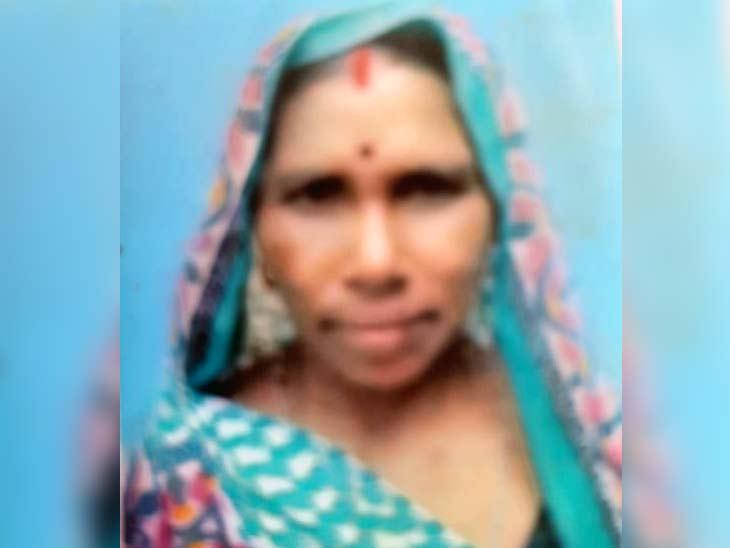 जंगली हाथी ने महिला को कुचल कर मार डाला, पति ने भिंडी के खेत में छिपकर बचाई जान रांची,Ranchi - Dainik Bhaskar