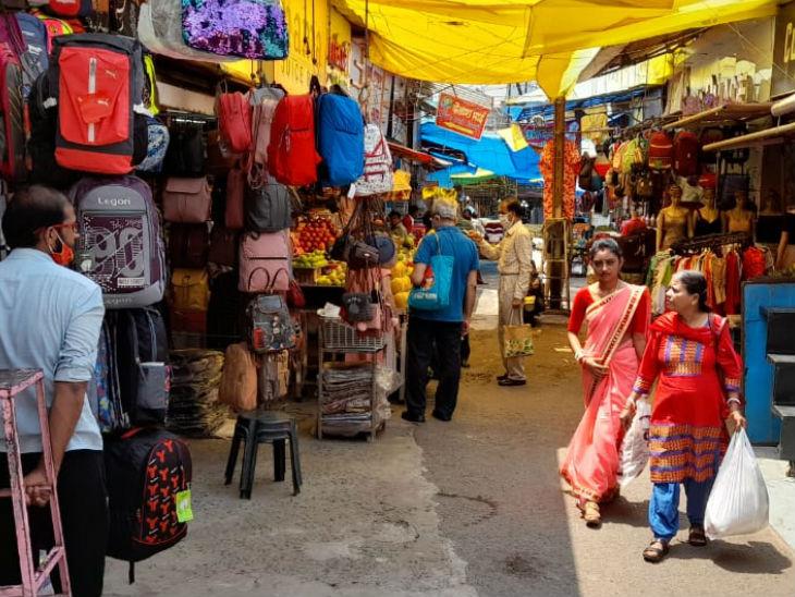 इंदौर में रात 11 तक खुलेंगे बाजार, भोपाल में नहीं; व्यापारियों की मांग थी कि बाजारों के बंद होने का समय- रात 10 बजे किया जाए भोपाल,Bhopal - Dainik Bhaskar