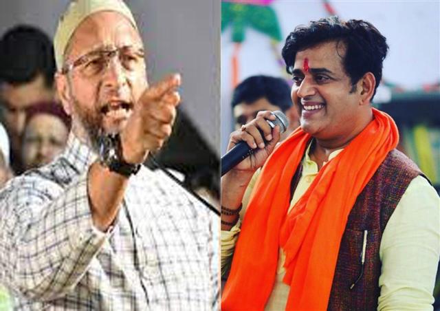 यूपी की राजनीति में अपनी किस्मत आजमा रहे AIMIM प्रमुख असदुद्दीन ओवैसी ने सीएम को योगी को अगले साल सत्ता से बाहर करने की चुनौती दी थी। - Dainik Bhaskar